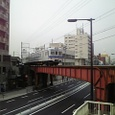 汐見橋線と西成産業会館