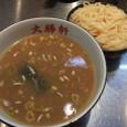 大勝軒のつけ麺