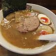 煮干しラーメン玉五郎