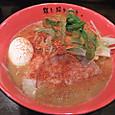 麺屋彩彩の辛味噌ラーメン