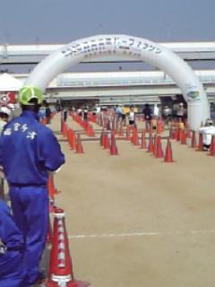 西宮国際ハーフマラソン2