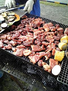 摂津淀川ランニングクラブ練習会焼肉パーティー