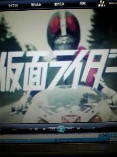 仮面ライダー新1号