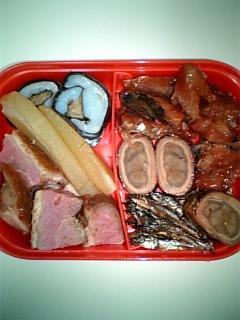 鎌蔵飯店お節料理