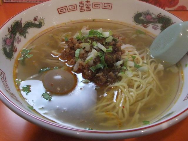 台湾ラーメン味仙