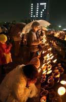 阪神大震災から12年